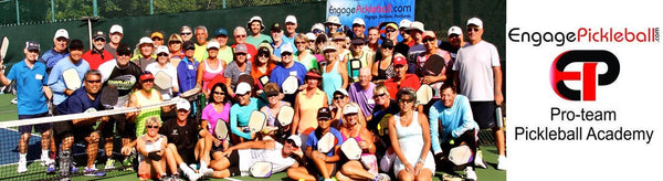 Just Posted.  EngagePickleball 'Pro-team' Academy Upcoming Schedule