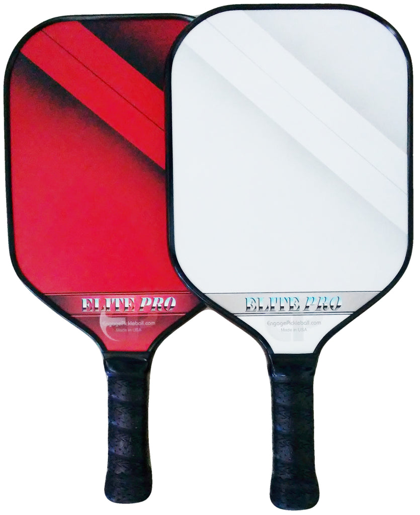 New.  The 'Elite Pro' EngagePickleball Paddle.  Take your game to the next level.