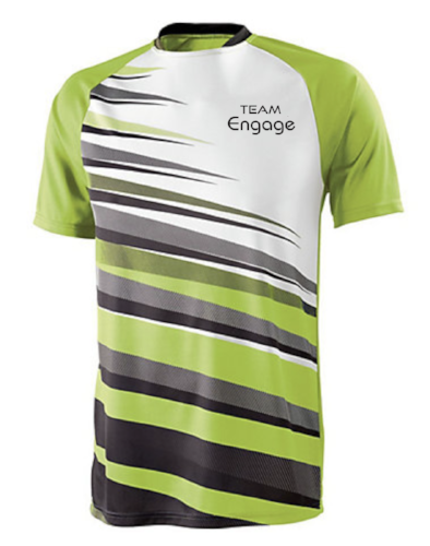 3dcc055b924 Engage Men s Sporty Short Sleeve - EngagePickleball