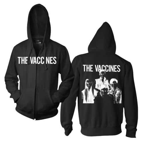 Negative Hoodie - The Vaccines Store