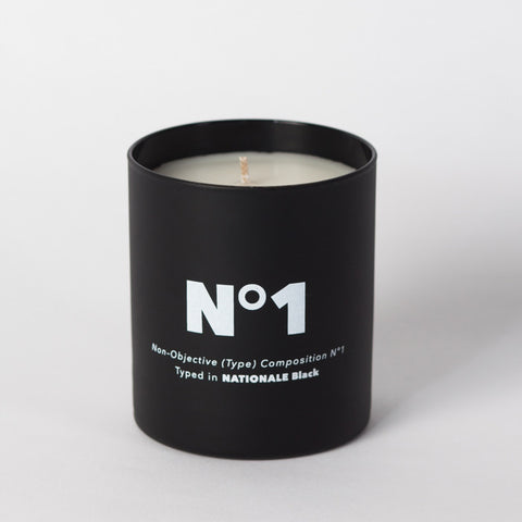 Composition №1 Candle