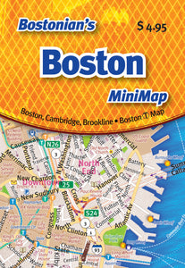 Cover image of Bostonian's Boston MiniMap