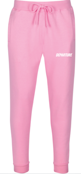 Departure Classic Pink Jogger