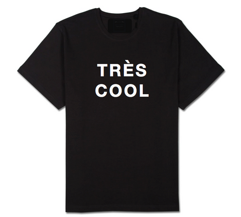 Très Cool Oversized Tee
