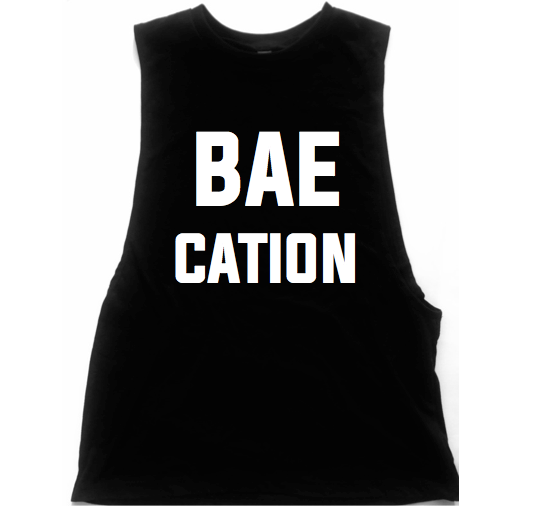 BaeCation Muscle Tank