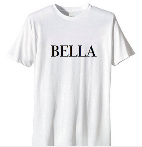 Bella Oversized Tee