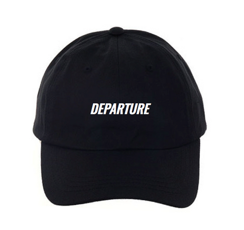 Departure Logo Dad Hat