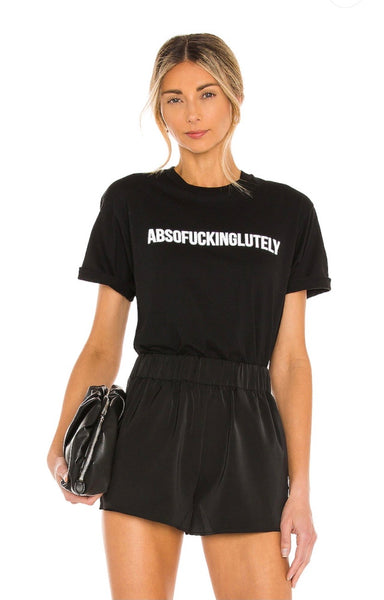 Absofuckinglutely Unisex Tee