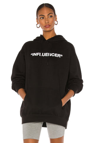 Influencer Oversized Hoodie