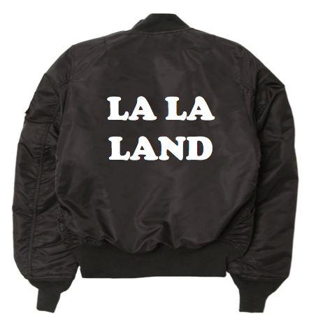La La Land Bomber Jacket