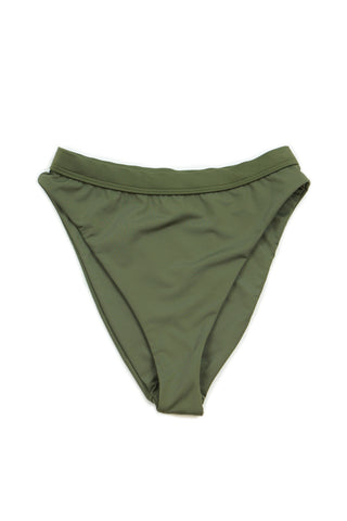 Antibes High Waisted Bottom (Sage)