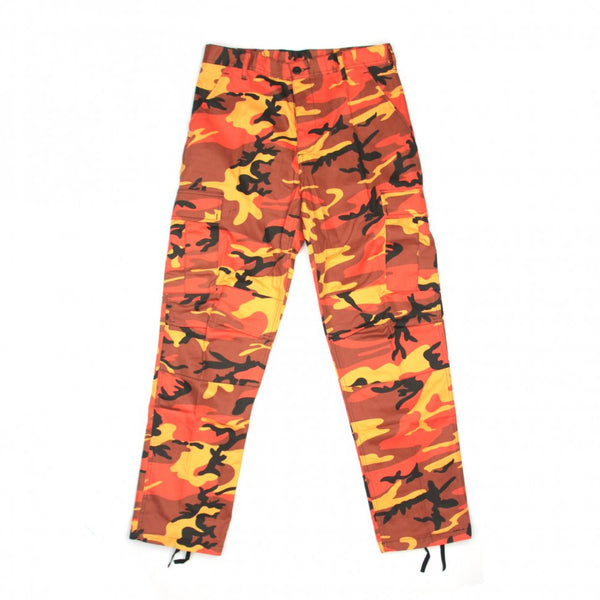 Military Camo Pant (More Colors)