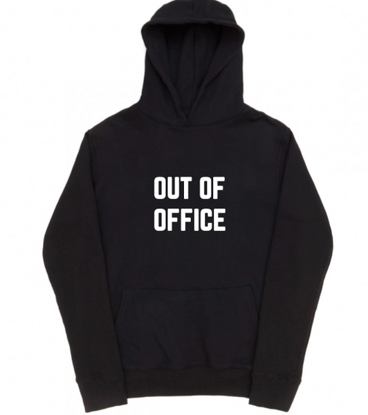 Out of Office Oversized Hoodie