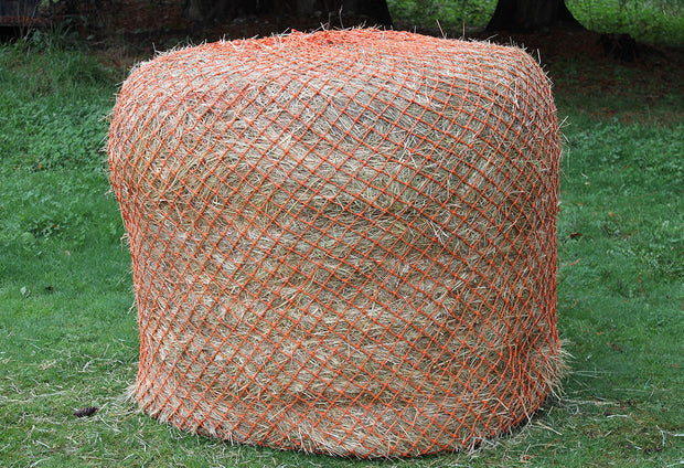 "Round Bale Net — 4' x 5' (2-1/4"" Square)"