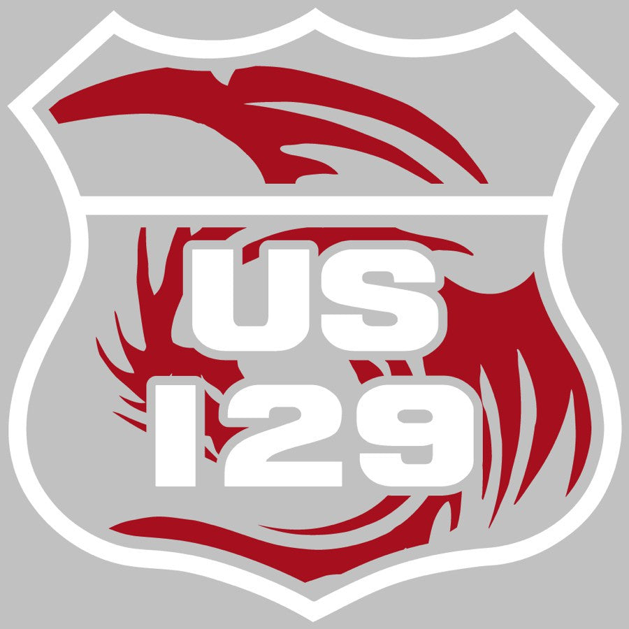 Tail of the Dragon (US 129): Two Color
