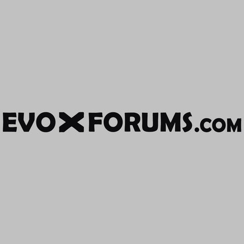 EvoX Forums - Single Line