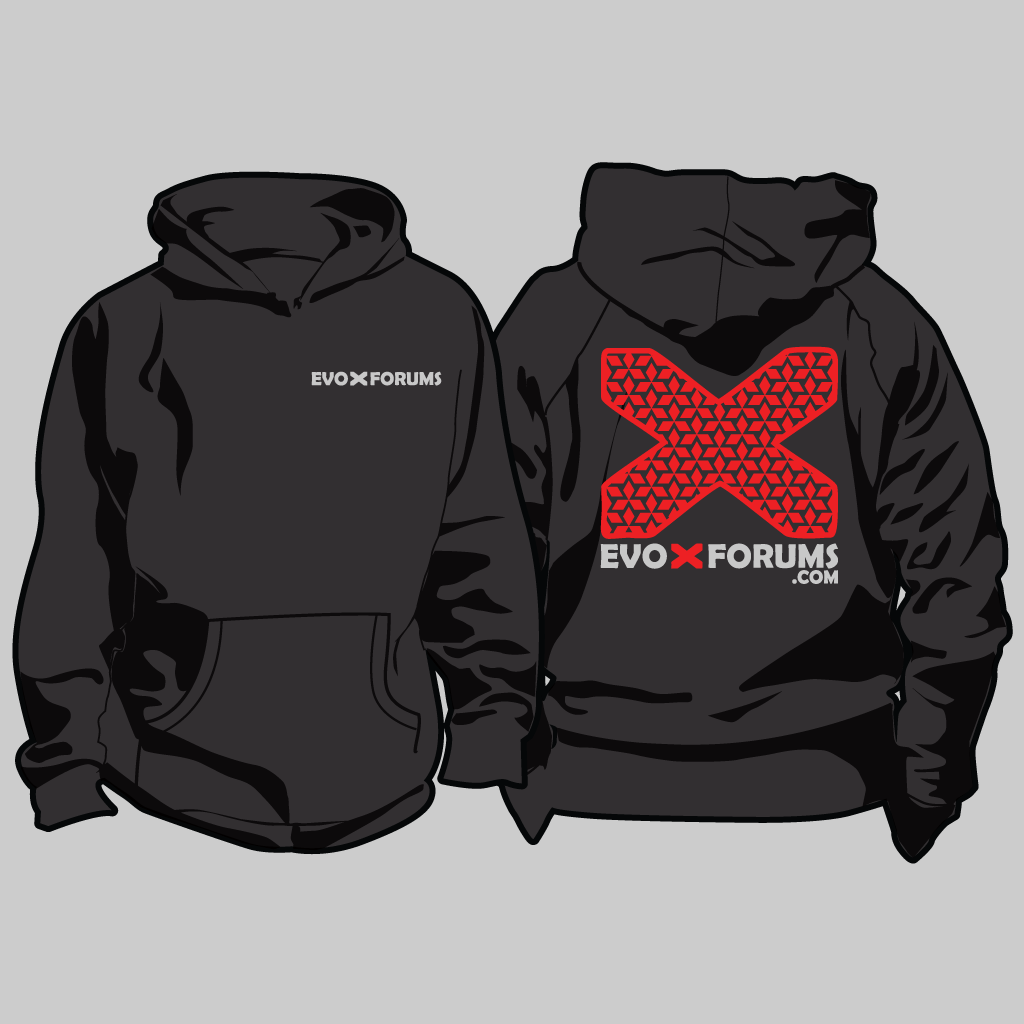 EvoX Forums: Hoodies