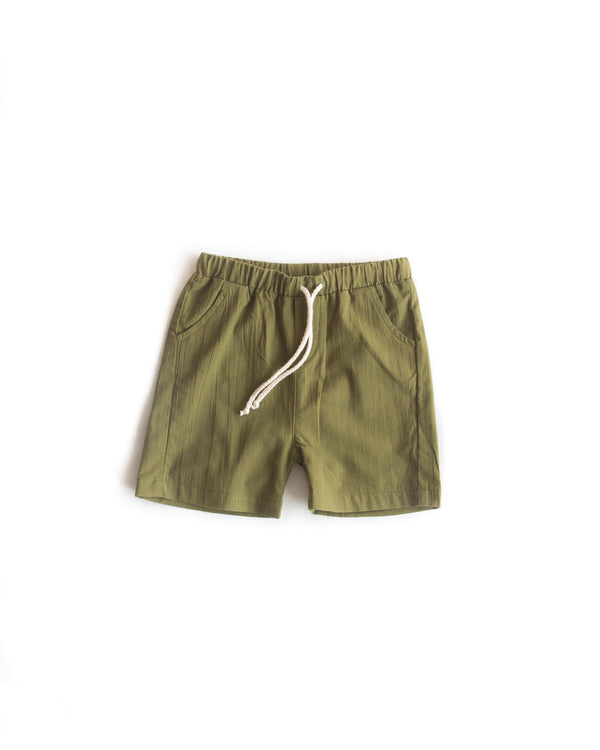 Classic Shorts Cyprus Green