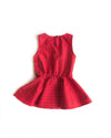 Muse Dress-Heart Throb Red