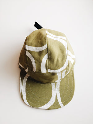 LITTLE KIDS EXCLUSIVE PULP CO Hat- Olive