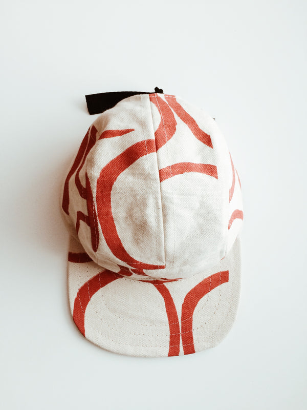 LITTLE KIDS EXCLUSIVE PULP CO Hat- Red