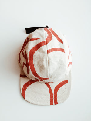 BIG KIDS EXCLUSIVE PULP CO Hat- Red