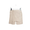 Classic Shorts Cream Cotton Linen