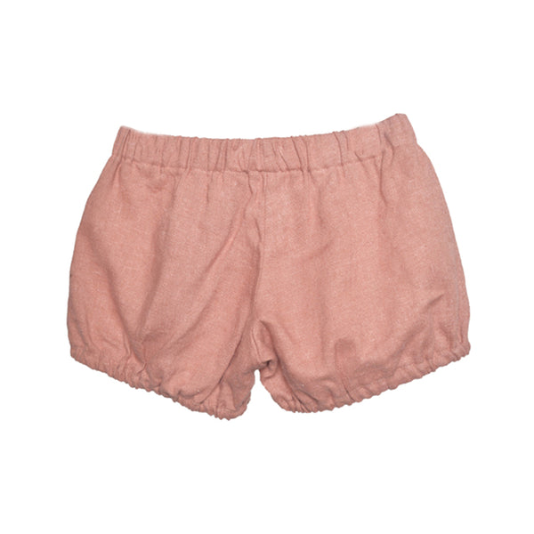 LIMITED EDITION Bloomers Brushed Coral Linen