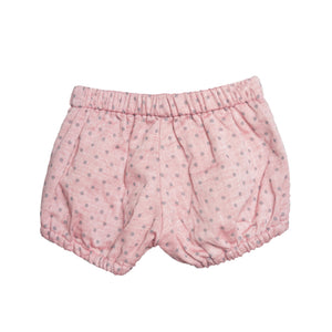 LIMITED EDITION Bloomers Red Dotted Linen