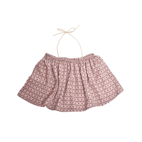Swing Top Rose Polkadot Chablis