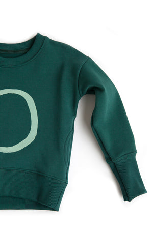 PKT Sweatshirt Emerald