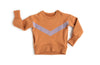 PKT Sweatshirt Terracotta