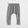 Harem Pant Heather Gray