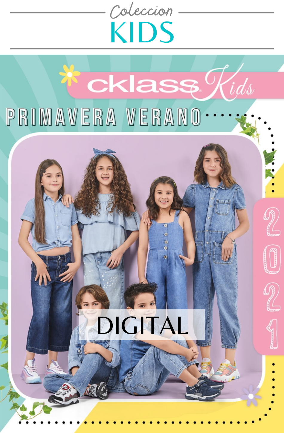 Paquete Cklass y El General Digitales Interactivos