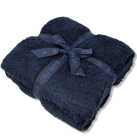 Cozychic Throw B503-77-00 - Indigo