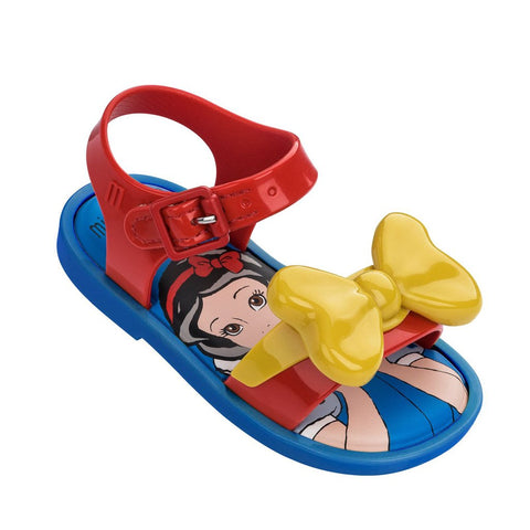 Mini Mar Sandal Snow White 32531 - Red/Yellow