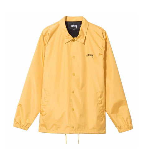 115394GOLD CRUIZE COACH JACKET - GOLD
