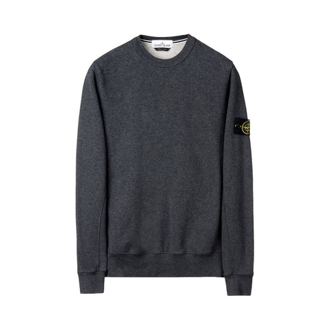 65320 Sweatshirt Men - HEATHER GREY