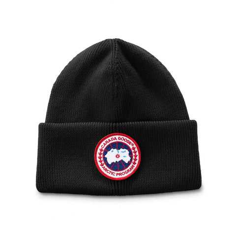 6936M Arctic Disc Toque - BLACK