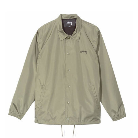 115394OLIV CRUIZE COACH JACKET - OLIVE