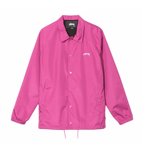 115394BERR CRUIZE COACH JACKET - BERRY