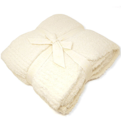 Cozychic Throw B503-03-00 - Cream