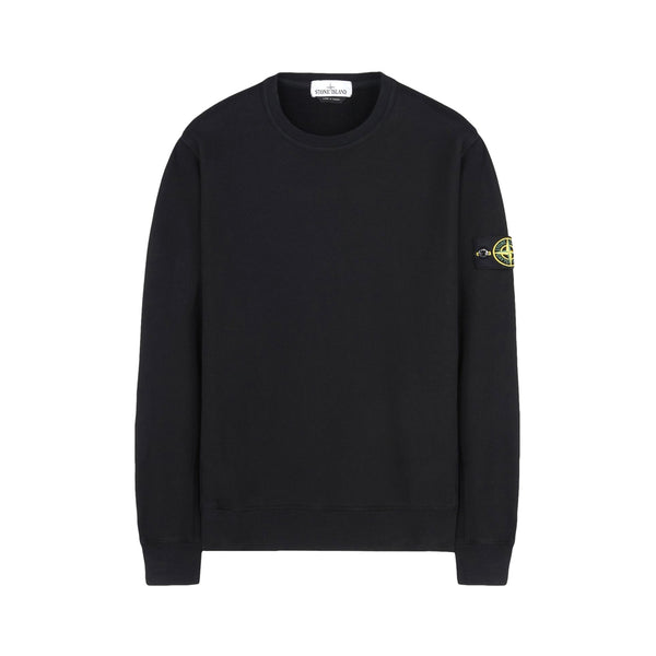 65320 Sweatshirt Men - BLACK