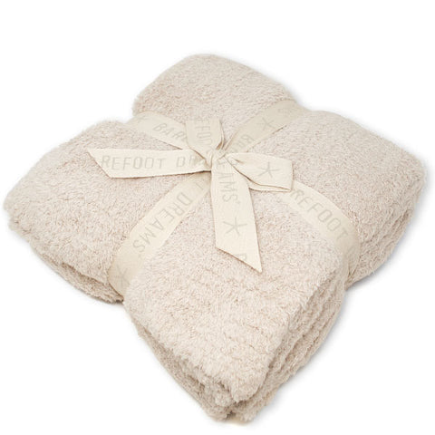 Cozychic Throw B503-25-00 - Stone