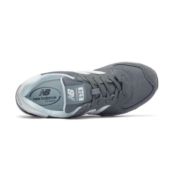 ML574CNC Running Uomo Lifestyle Sport - Grey/White