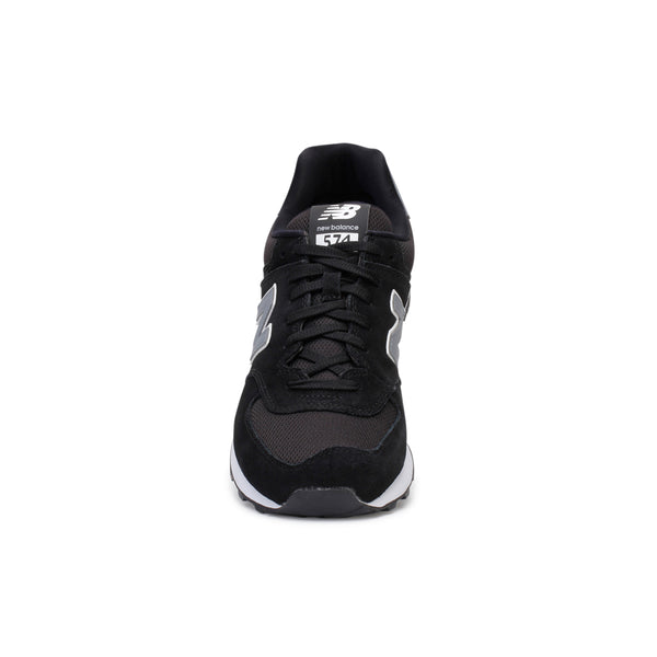 ML574CNA Mens Sneakers Classic 574 Reflective - Black/Grey
