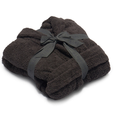 Cozychic Throw B509-58-01 - Carbon