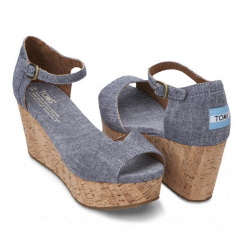 Women's Platform Wedges Casual Shoe