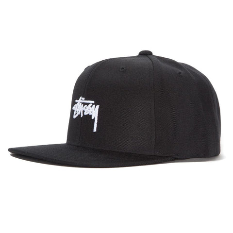 131817BLAC STOCK FA18 CAP - BLACK