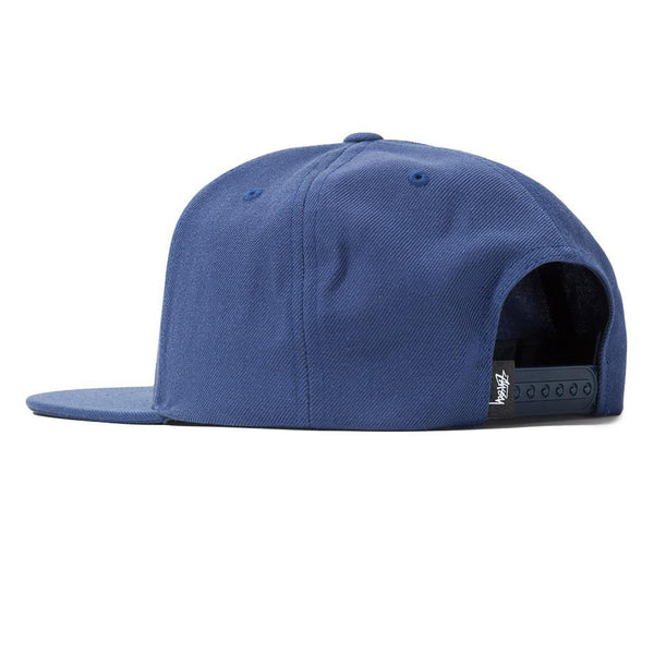 131817BLUE STOCK FA18 CAP - BLUE